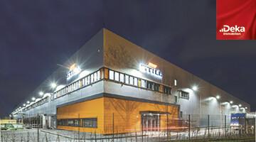 Deka Immobilien Logistikzentrum Still