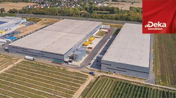 Deka Immobilien Logistikzentrum Wesseling