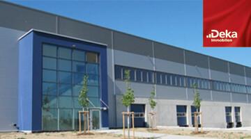 Deka Immobilien Logistikobjekt M-Port³