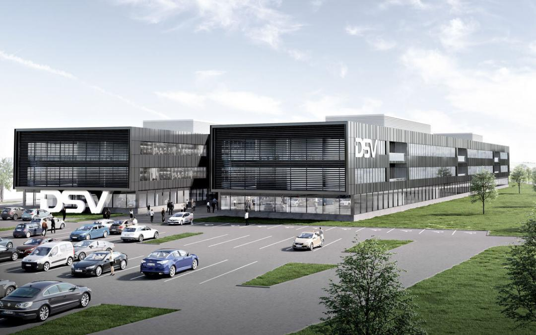 DSV Panalpina baut riesiges Logistikzentrum