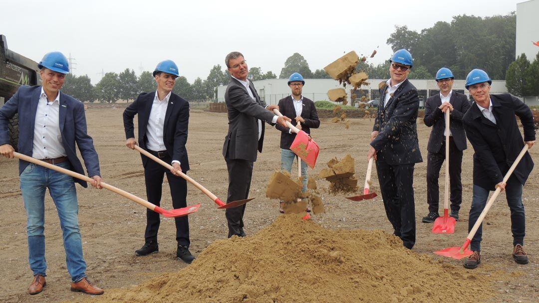 Baustart für neues Pharma-Logistikzentrum in Osnabrück