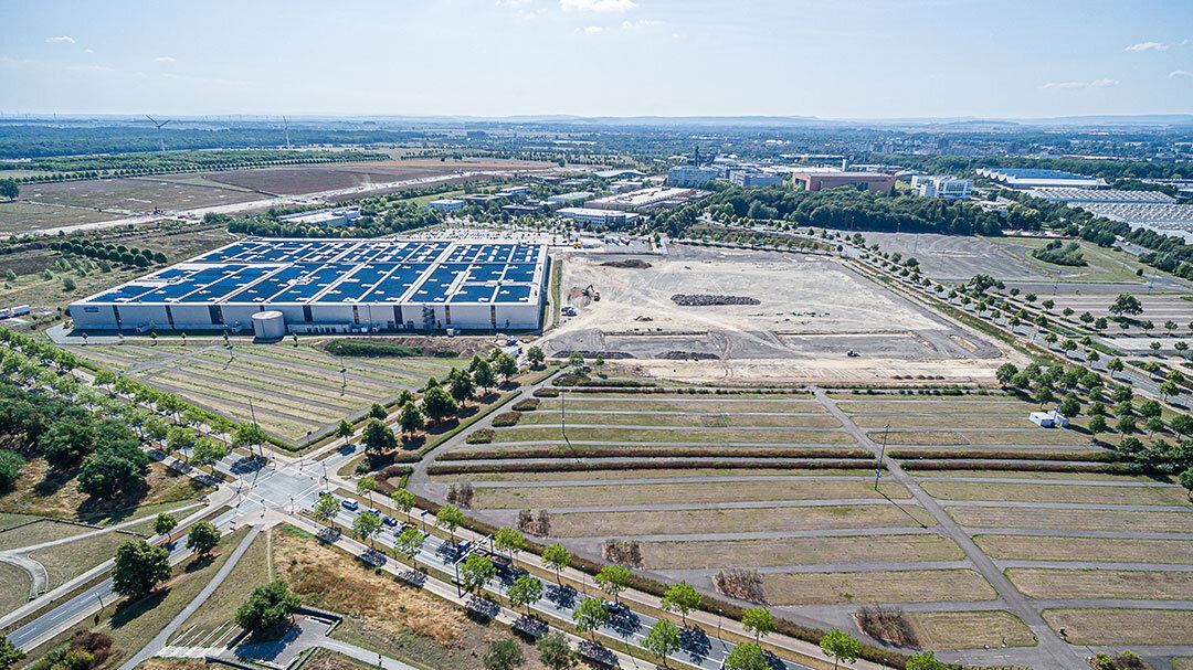 Verdion startet spekulativen Bau eines 60 Mio.-EUR-Logistikprojekts in Hannover