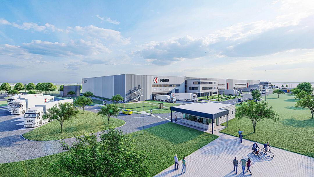 LIP Invest sichert sich Fiege-Logistik-Neubau in Zülpich