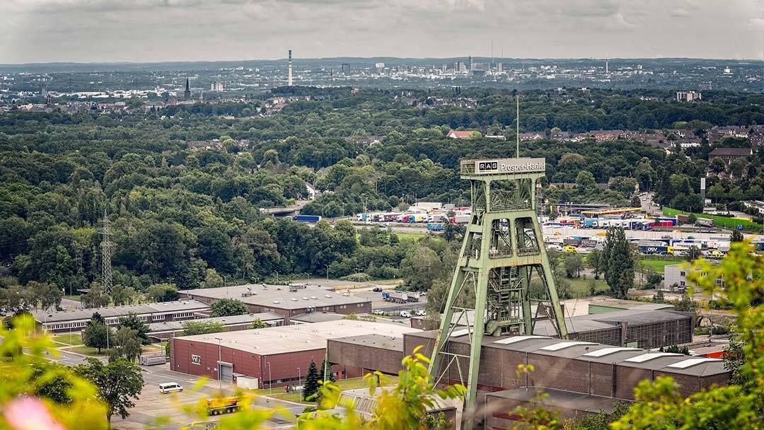Projektentwicklerstudie Ruhr2020: Logistik trumpft auf
