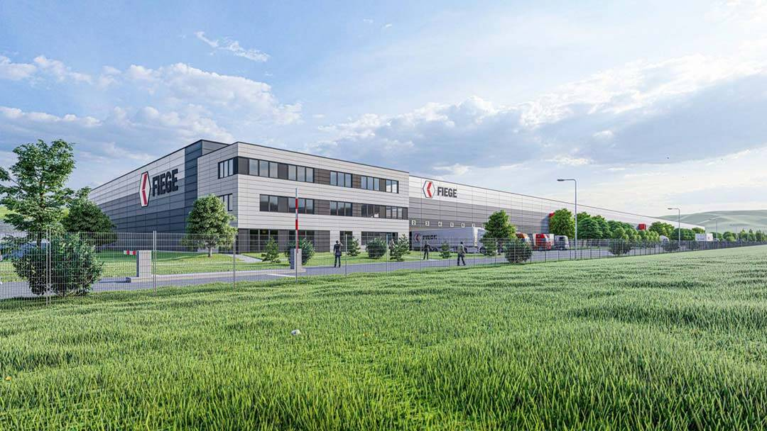 Fiege errichtet Multi-User-Center in Gengenbach