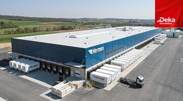 Deka Immobilien Hermes Logistikzentrum Greven