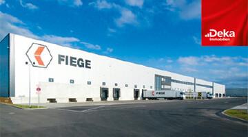 Deka Immobilien Fiege Logistikzentrum Bremen