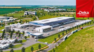 Deka Immobilien Hermes Logistikzentrum Halle