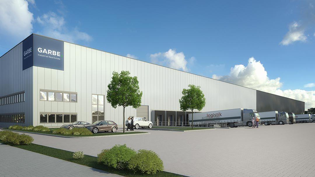 Garbe Industrial Real Estate baut spekulativ in Metropolregion Hamburg