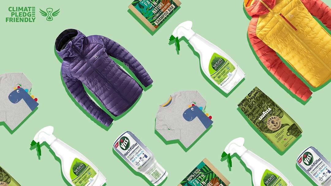 """Amazon startet Nachhaltigkeitsprojekt """"Climate Pledge Friendly"""""""