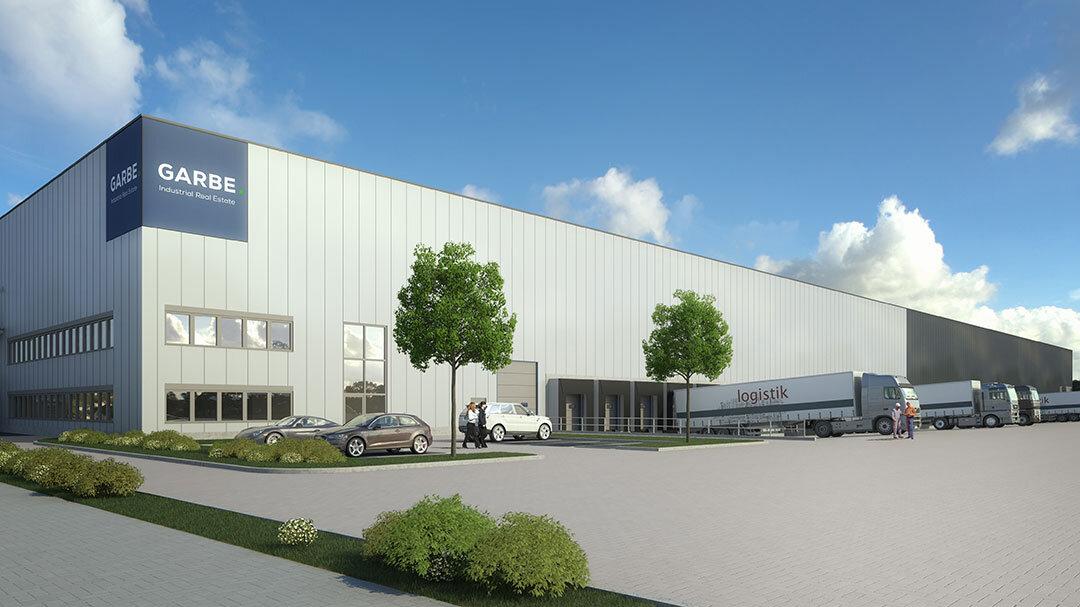 Garbe Industrial Real Estate entwickelt erstes Projekt in Tschechien