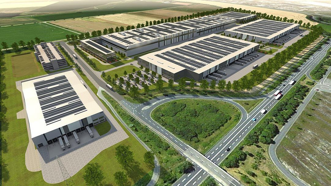 E-Commerce-Unternehmen Connox wird Mieter im VGP-Park Laatzen