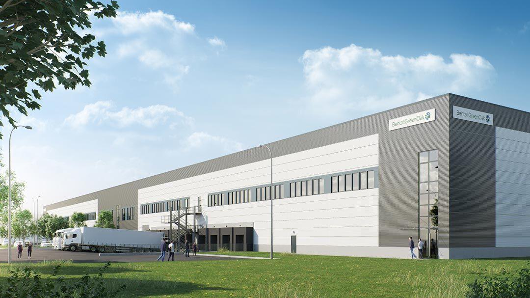 BentallGreenOak entwickelt Logistikimmobilie in Paderborn