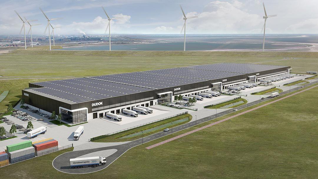Rotterdam mit neuem Logistikpark erfolgreich