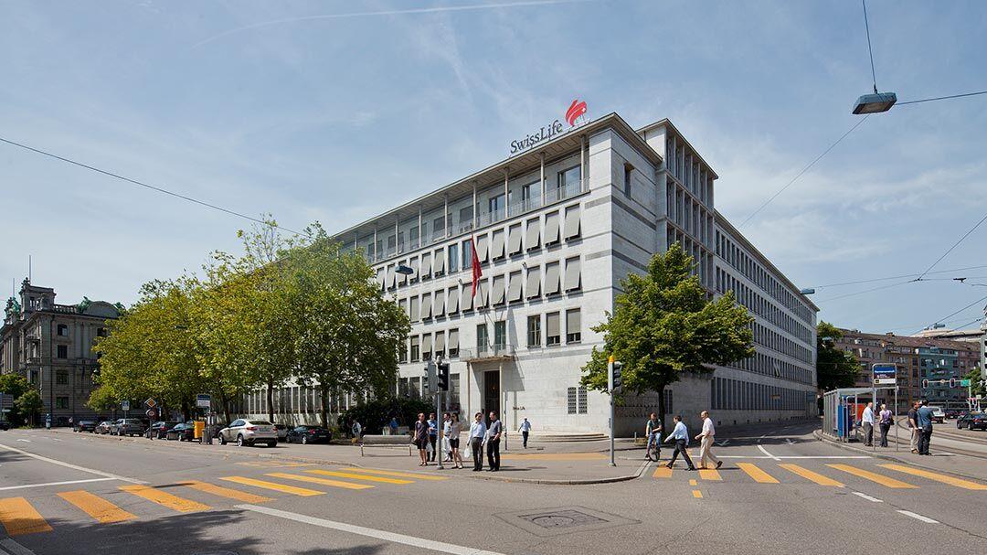 Swiss Life Asset Managers gründet Investor-Developer BEOS Logistics GmbH