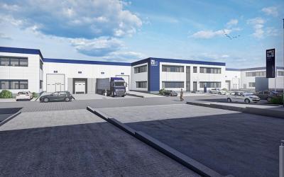Panattoni entwickelt City Dock in Essen