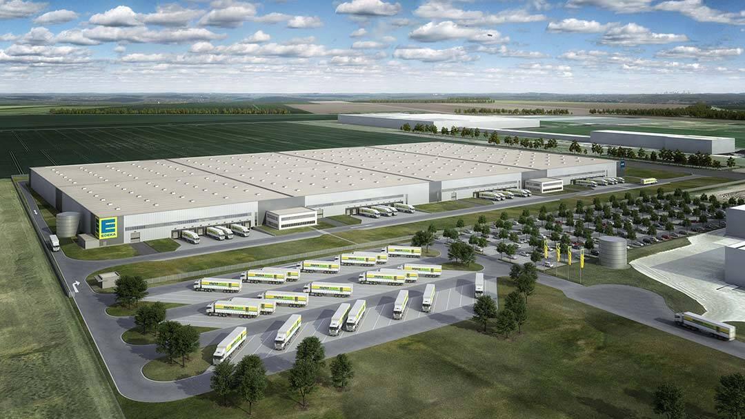 Neues Logistikzentrum von Garbe Industrial Real Estate findet Großmieter