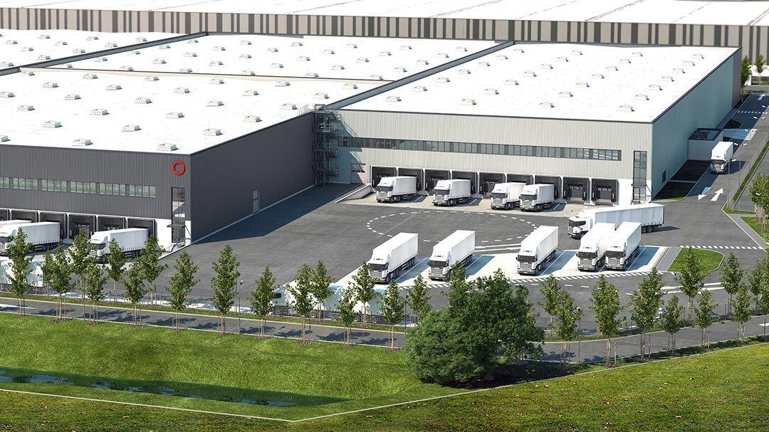 Segro Logistics Park im Westen wächst weiter