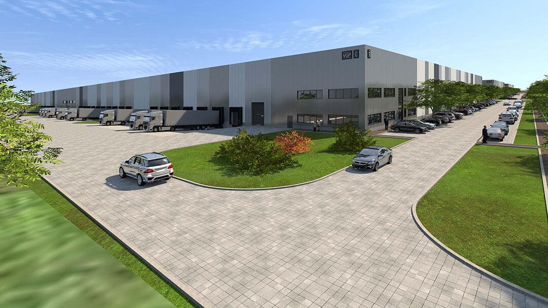 Colliers International vermittelt Logistikfläche im VGP Park Halle/Saale