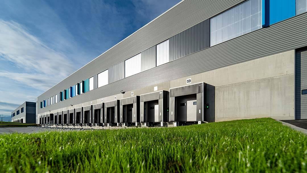 GSE übergibt neues Logistikzentrum