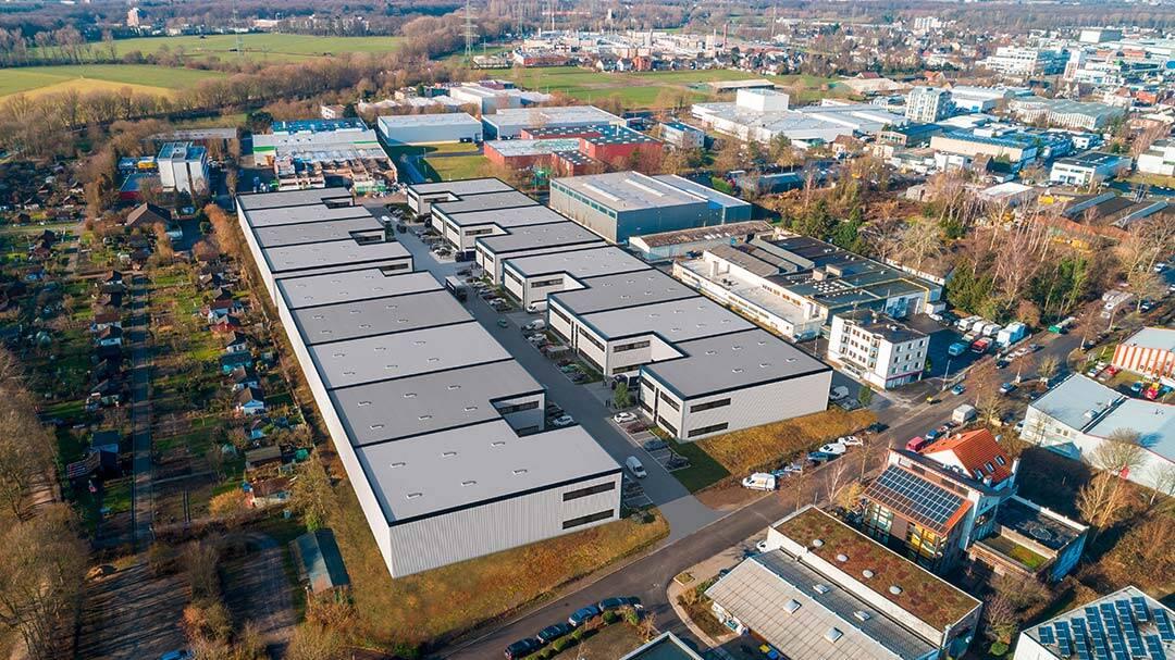 Panattoni entwickelt zweites City Dock in Nordrhein-Westfalen
