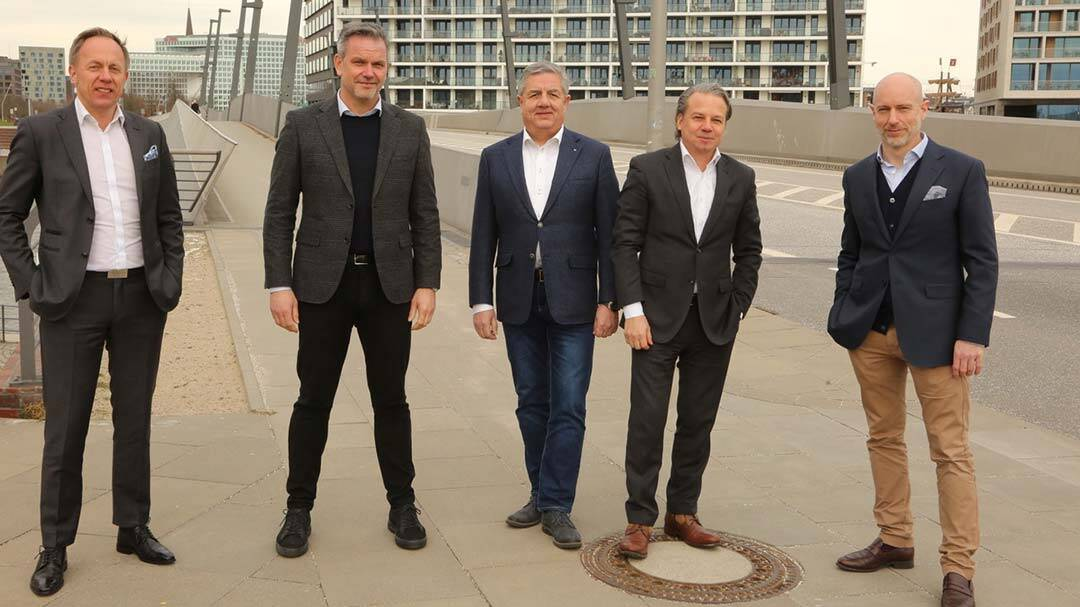 Robert C. Spies Gruppe gründet dänische Dependance