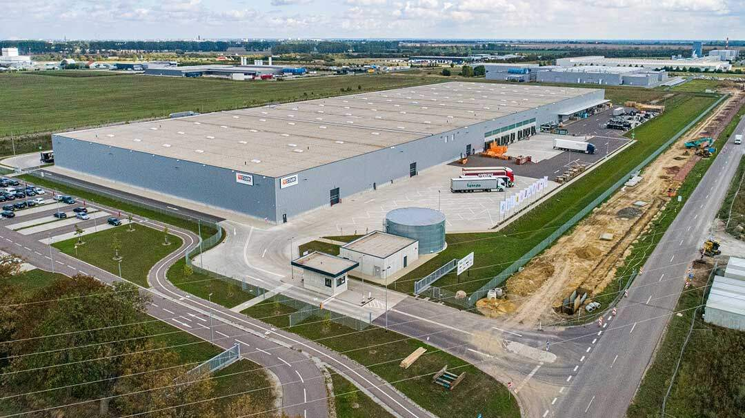LIP Invest kauft Stark-Logistikzentrum