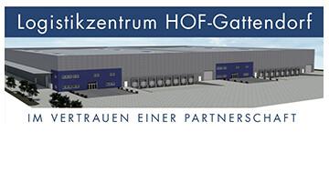 LTG-Logistikzentrum HOF-Gattendorf