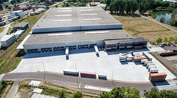 LTG-Logistikzentrum Berlin / Magdeburg
