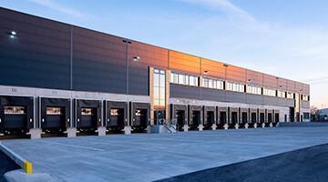 SEGRO Logistics Park Leipzig-Airport