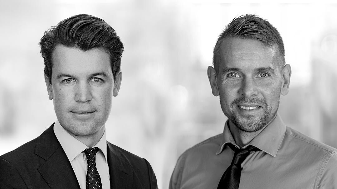Peter Michael Tetzlaff und Johan Nihlmark verstärken Verdion