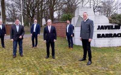 Verdion kauft ehemaligen Militärflughafen in Niederkrüchten-Elmpt
