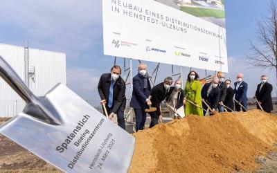 Warburg-HIH Invest erwirbt Logistik-Projektentwicklung bei Hamburg