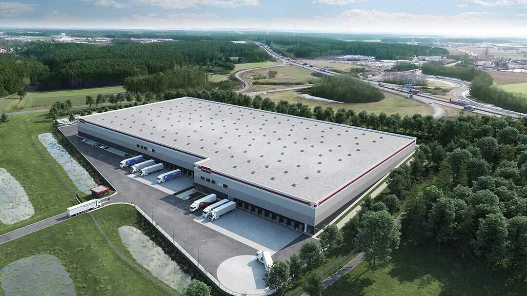 P3 Logistic Parks baut in Ansbach spekulativ
