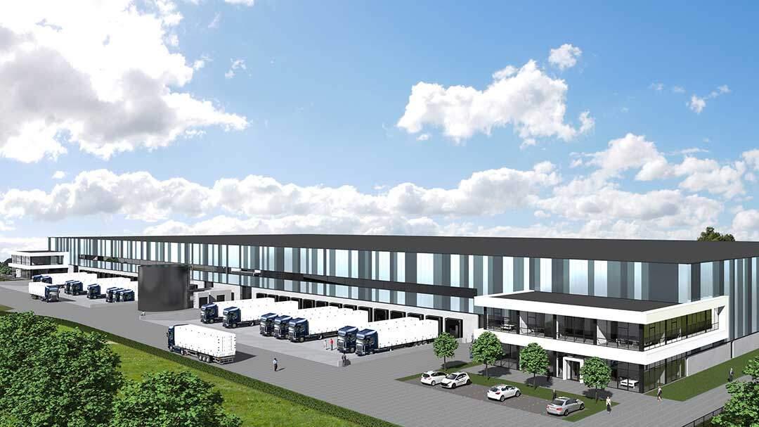 Frasers entwickelt erstes spekulatives Logistikzentrum in den Niederlanden