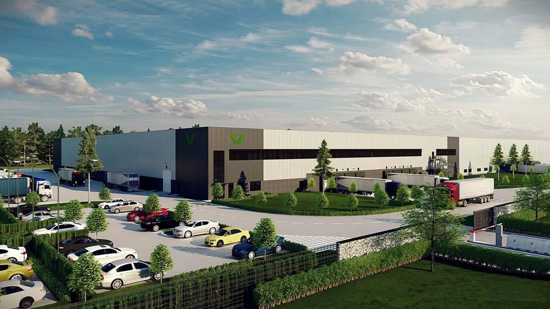 Verdion Fonds VELF 1 schöpft Entwicklungspotenzial aus: Spatenstich für 11.800 Quadratmeter neue Logistikfläche in Gallin