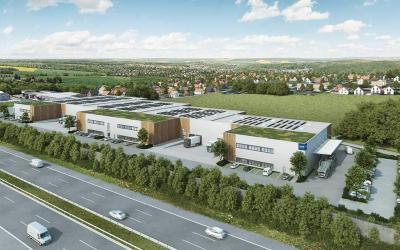 Garbe kauft Grundstück bei Ingolstadt