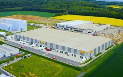 DHL baut Angebot für Pharma-Logistik in Florstadt aus
