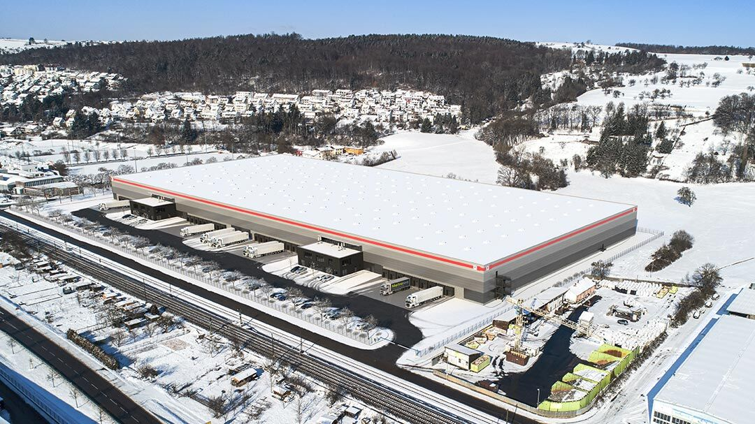 P3 Logistic Parks realisiert spekulatives Brownfield-Projekt in Ebersbach