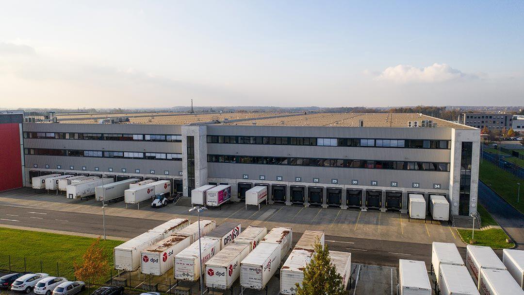 Logistikzentrum von GLP in Mönchengladbach vollständig vermietet