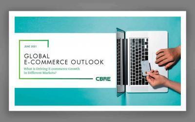 Onlinehandel treibt Logistikflächennachfrage weiter an