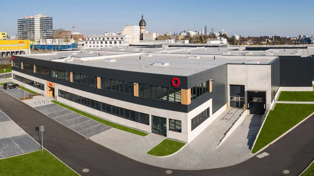 Segro erweitert CityPark Frankfurt