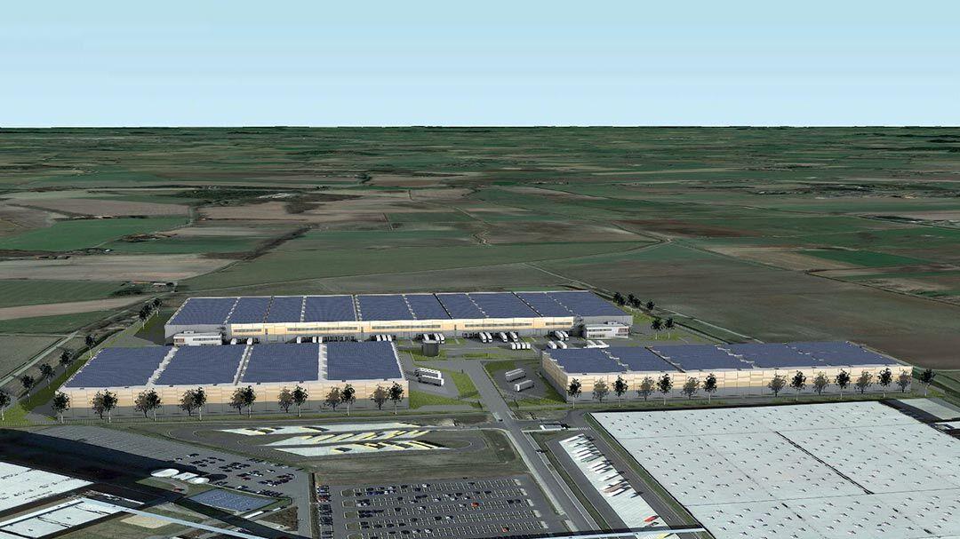 Garbe erwirbt drei Logistikprojektentwicklungen bei Osnabrück