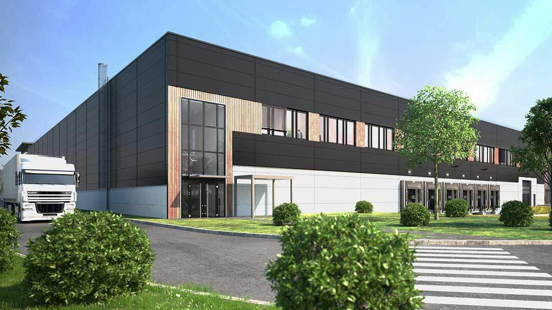 Segro erweitert Logistics Park Alzenau