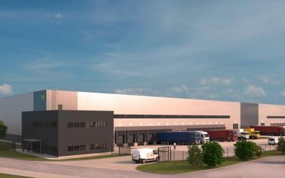 Verdion und Tritax EuroBox entwickeln Logistikimmobilie