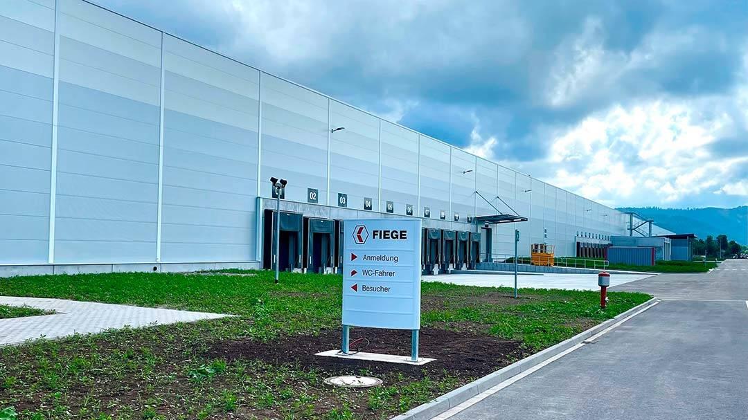 Fiege nimmt Multi-User-Center in Betrieb