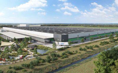 In Bremen entsteht eine PV-Anlage im Rekordformat