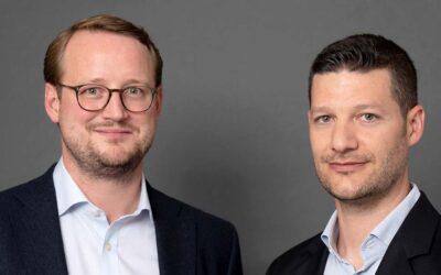 DFI Real Estate holt zwei neue Experten an Bord